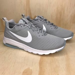 NEW NIke AIr Max Motion Low Grey